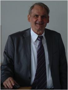 Prof. Dr. Heinrich Kappert (Mai 2013)